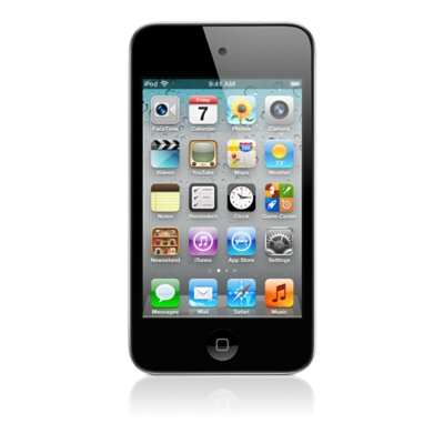 how to open ipod touch 4